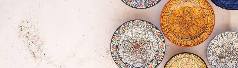 Color plates os Morocco