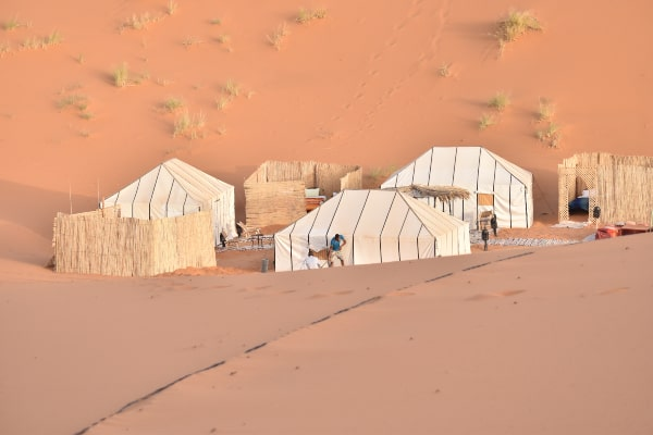 Luxury Camping at Morocco