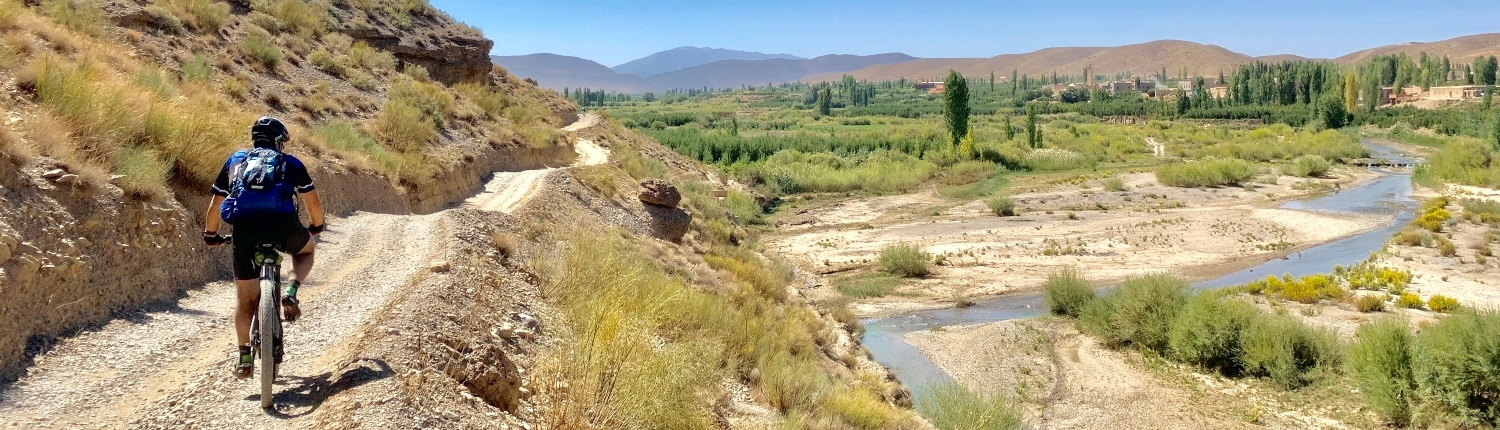 Discover the Morocco's best trails