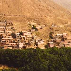 Discover the beautiful Imlil valley at morroco