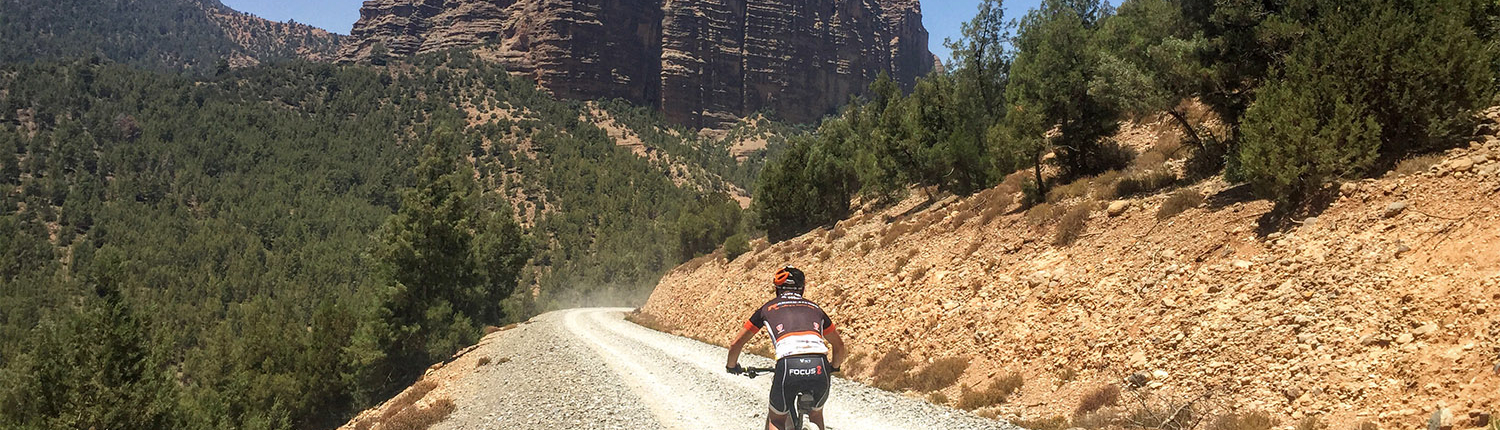 Atlas Mountains by Gravel Bike - Morocco Nature Trails